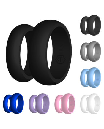 Silicone Ring Set