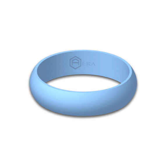Womens Baby Blue Ring