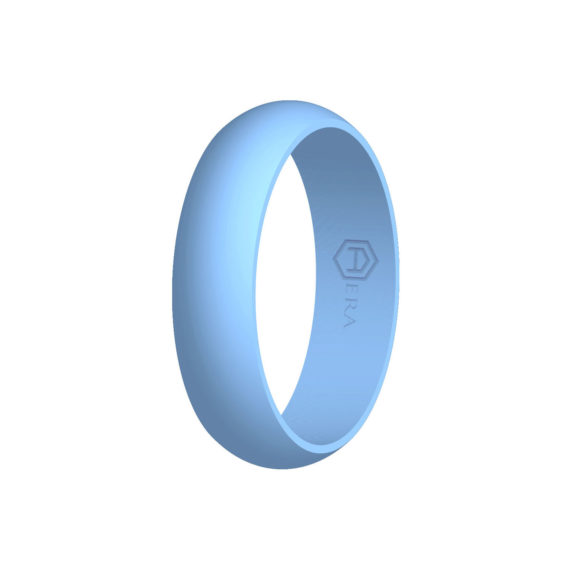 Womens Baby Blue Ring PT